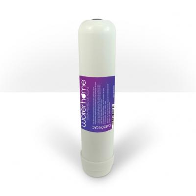 Filtro Carbón GAC enganche rápido H 1/4 Waterhome