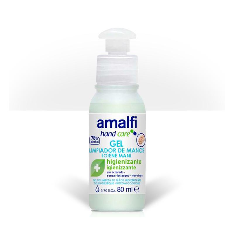 Gel Higienizante Limpiador de Manos, 80 ml