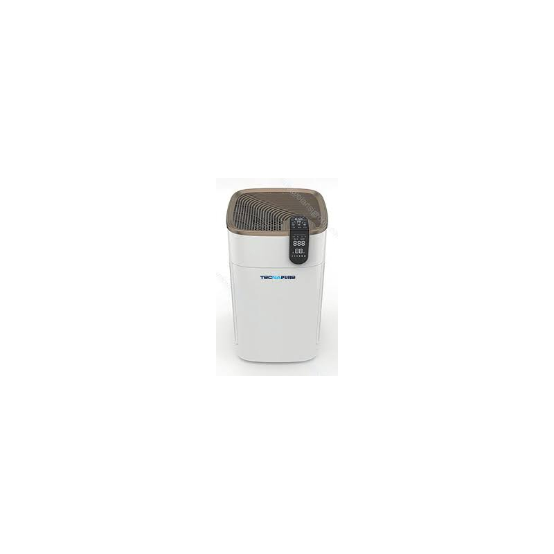 Purificador de aire Tecnapure K15 B con filtro Hepa