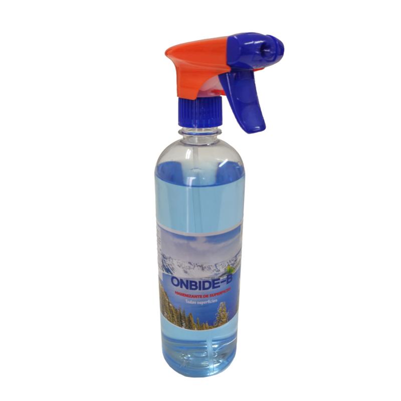 Desinfectante Limpiador 750 ML Multiusos ONIBAC